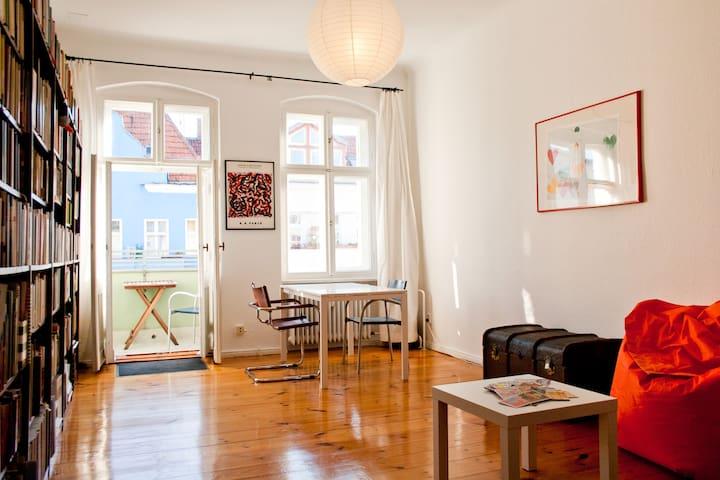 clean calm cosy central apartment  - กรุงเบอร์ลิน - อพาร์ทเมนท์