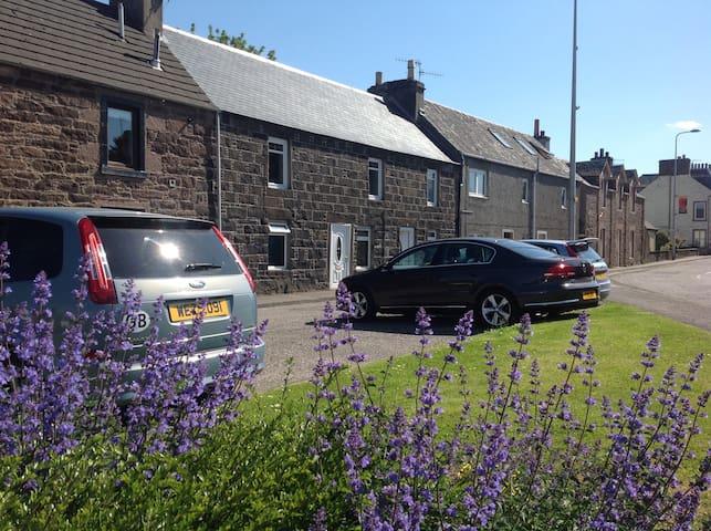 The Garden Flat, Crieff - Crieff - Apartament