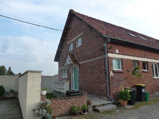 The Longhouse - Beaurainville - Beaurainville - Huis
