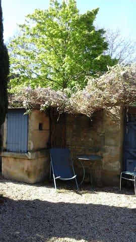 Maison en pierre de Caen. Jardin clos plein sud. - Hérouville-Saint-Clair - Huis