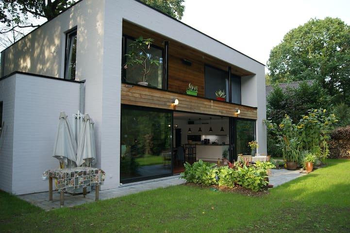 Villa Eikelhof (XL double room with super view ) - Aalter