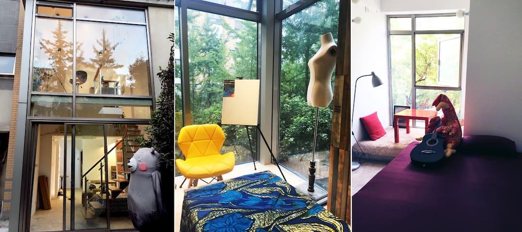 soho design studio&apartment - Xangai - Casa