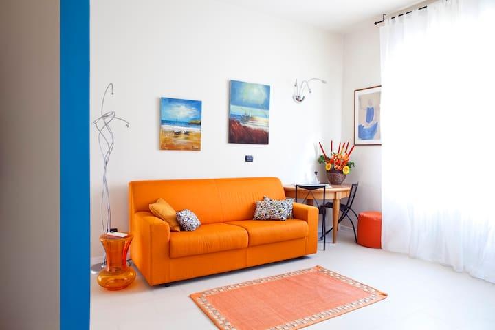 ORANGE Apartment + Garden @RHOfiera - Rho - Wohnung
