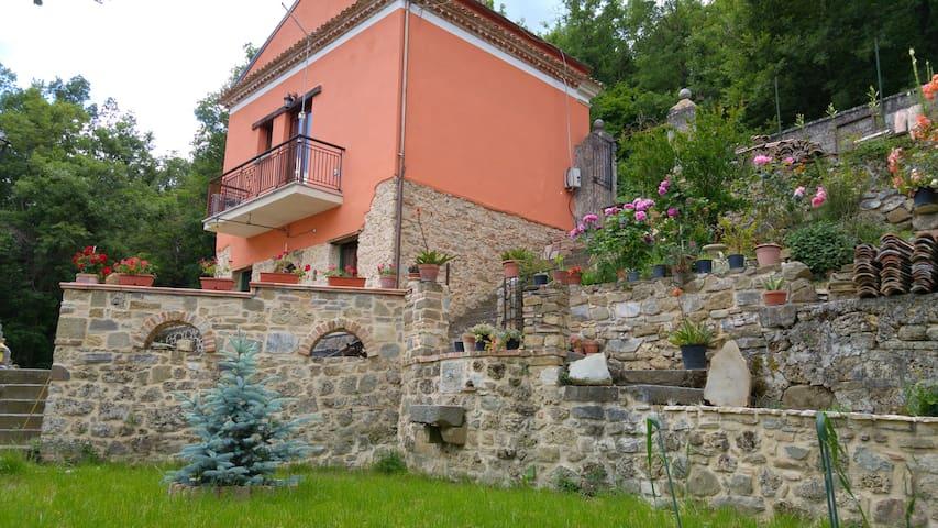 Affittacamere U Casin Russ - San Martino D'agri - Huis