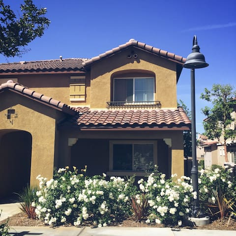 Yours secret base,a comfortable private room - Moreno Valley