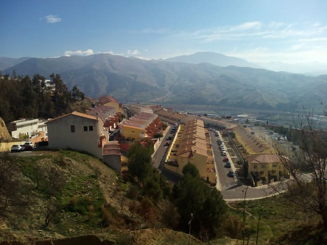 International room with a wonderful view - Cenes de la Vega