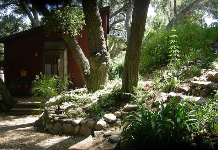 Creekside Cabin - Topanga - Cabana