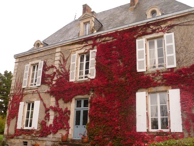 les cupressus - Les Pineaux - Hospedaria