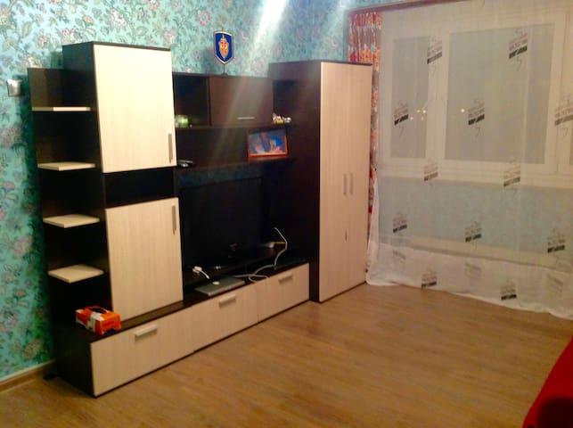 Отдельная комната + гостиная. Bed and breakfast. - Moskva