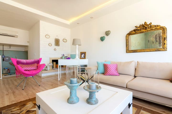 Your house in Bodrum glamorous room - bodrum - Huis