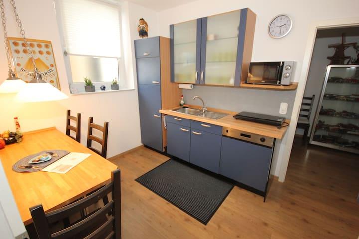 Gästewohnung I im Erdgeschoss - Hilden - Byt