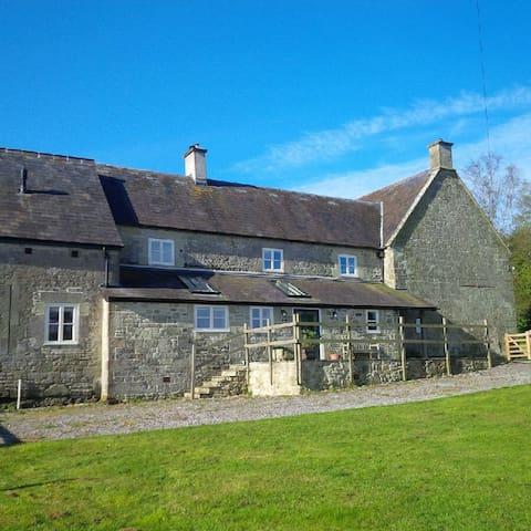 The Old Dairy at Manor Farm - Melbury Abbas - Casa
