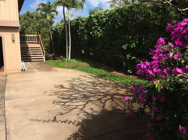 Private studio unit walking distance to the beach. - Lahaina