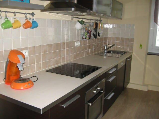 Location appartement charmant - Dijón