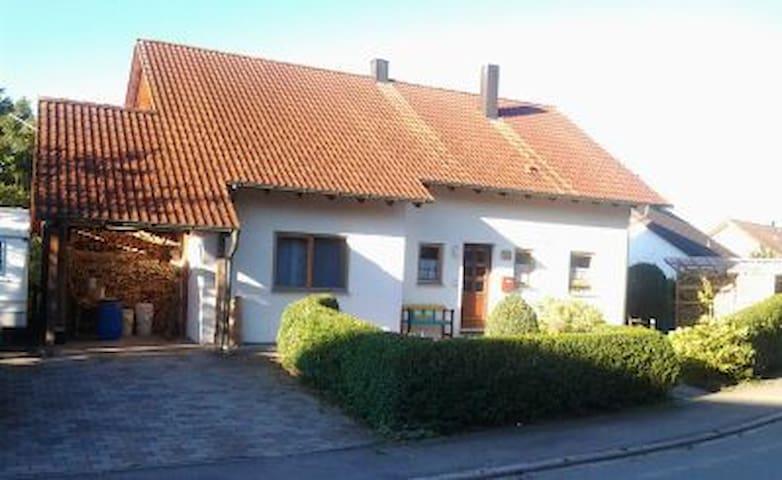 Ferienwohnung Lomberg in Gunningen - Gunningen - Daire