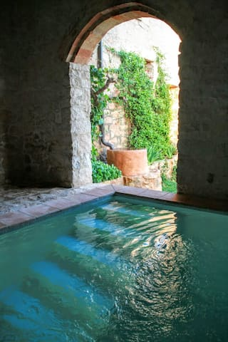 Beautiful Apartment el carro with summer pool - Rocallaura