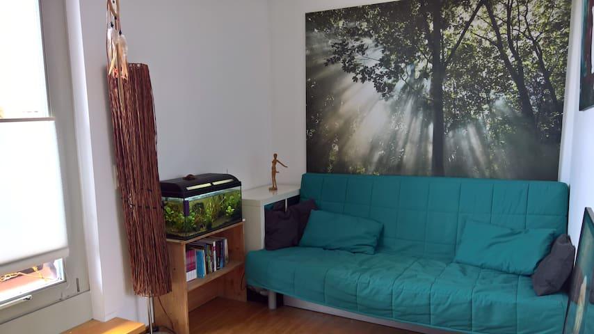 Zimmer in Reiheneckhaus, unmittelbare S-Bahn Nähe - Eichenau - 連棟房屋