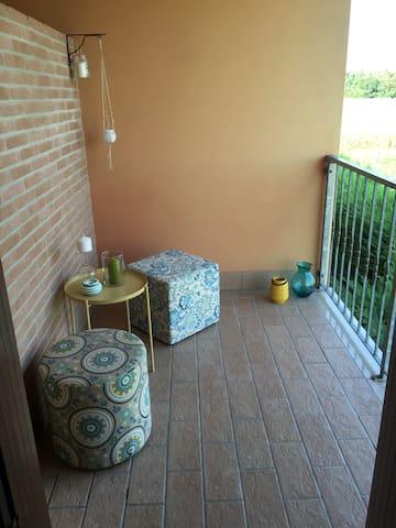 A casa di Chiara, relax nella pace della natura - Sant'Antonio - Apartemen
