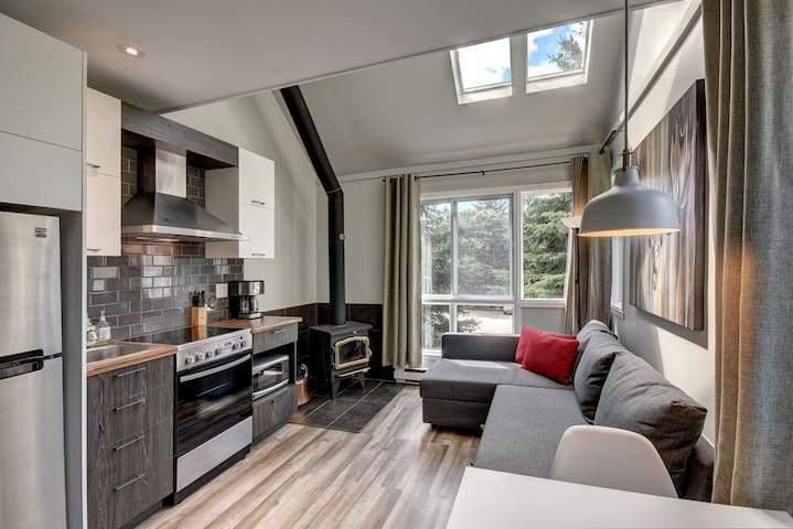 Le Chic-Shack - Condos Mont-Tremblant (Ski-in/out) - Mont-Tremblant
