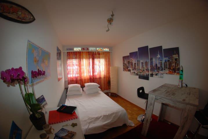 Cozy Privateroom in quiet neighborhood - Köniz