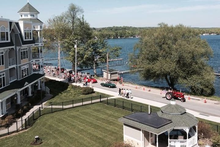Bemus Point Lakeview Condo - Bemus Point - Apto. en complejo residencial