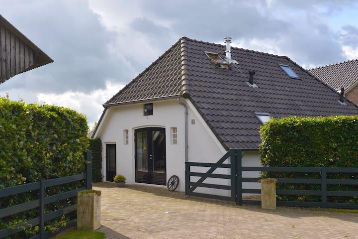 Charmant boerderijtje met hottub op de Veluwe. - Wapenveld - Casa