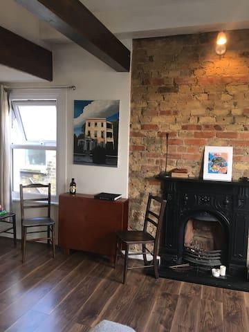 Cosy Cute & Warm Flat - Londra - Loft