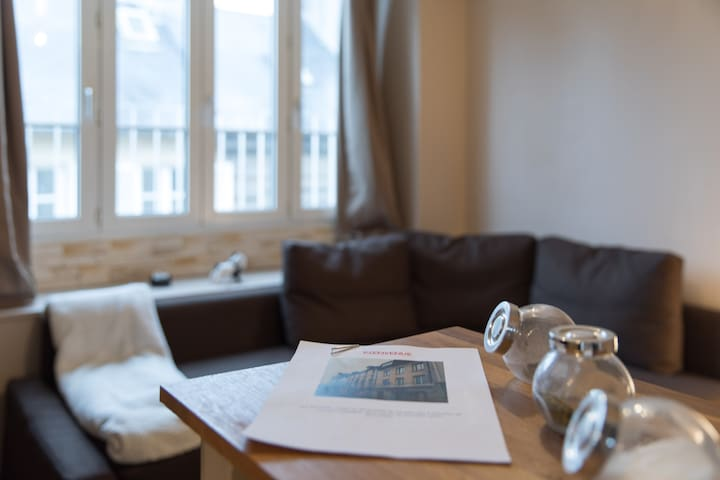 Appartement dans hyper centre historique. - Caen - Apartamento