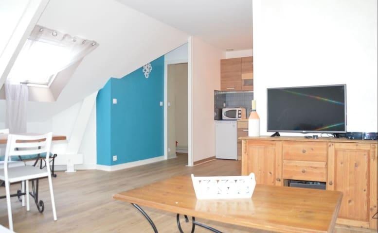 Appartement en centre ville au calme - Saint-Lô - Daire