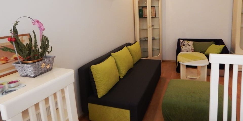 Apartment in centre up to 5 guests - Bydgoszcz