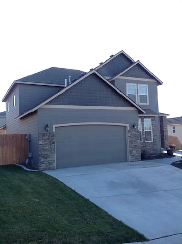 **Gorgeous Home On A Hill - Kennewick - Haus