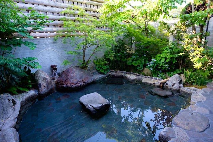 嬉野温泉 Ureshino Onsen Sansui Global Inn - Ureshino-shi - Diğer
