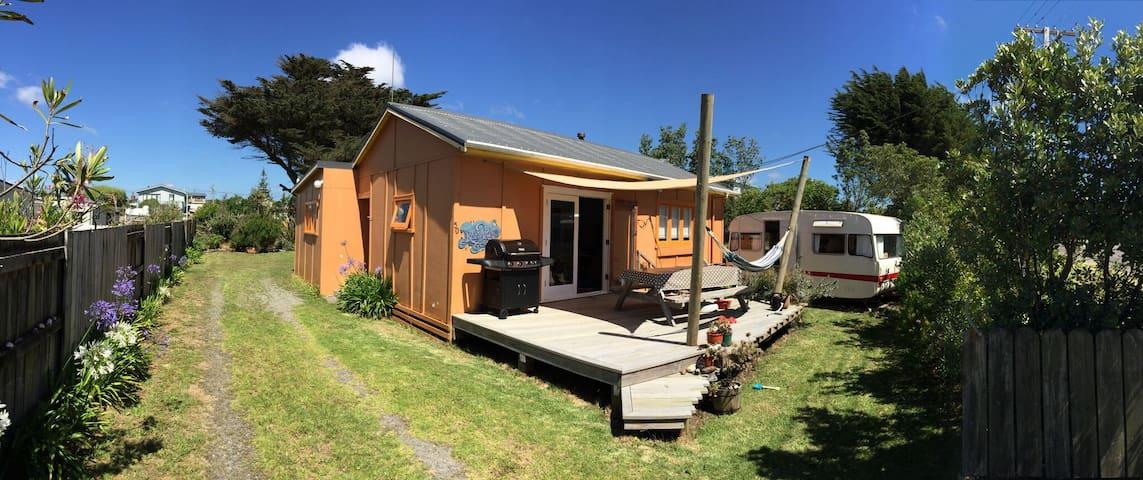 Karaka Bach - Waitarere Beach - Huis