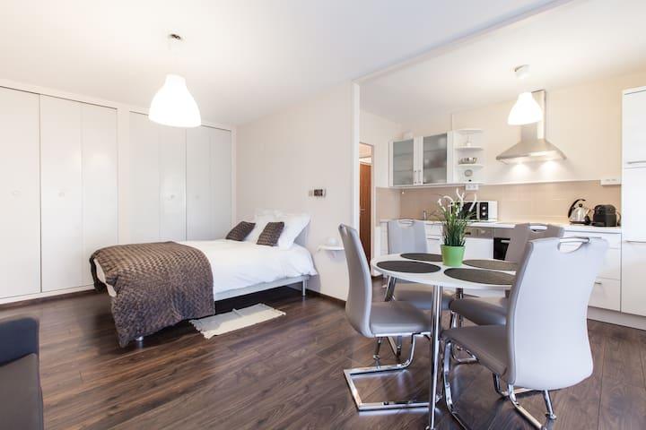 L'Européen, au calme, confortable - Strasbourg - Lägenhet