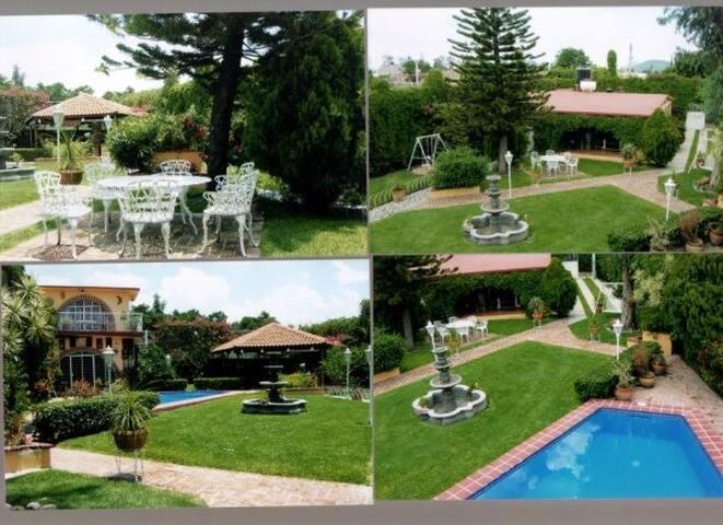 Holiday House Cuautla, Morelos - Cuautla - Haus
