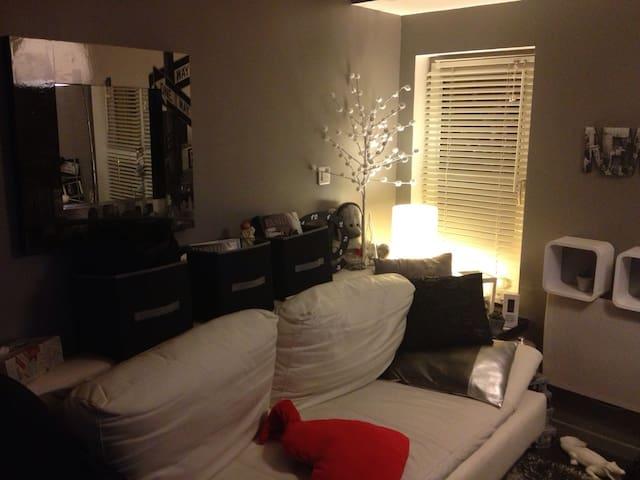 Chambre privée à Dreux centre ville - Dreux - Apartemen