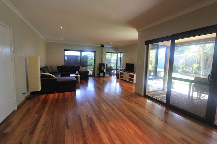 Beautiful house close to town - Margaret River - Hus