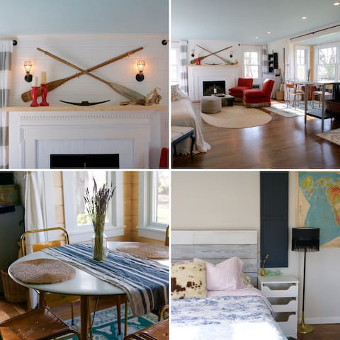 Fresh & Fun In-Law Suite 5 min from Beach - Middletown - Leilighet