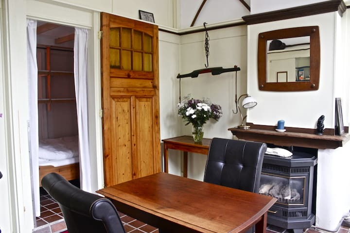 Charming studio by canal in Delft - Delft - Bed & Breakfast