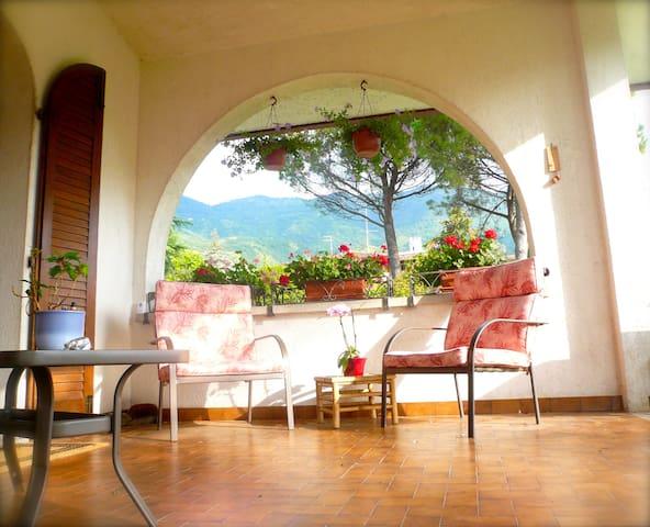 Relaxing & Scenic Mountain Villa - Caneva - 別荘