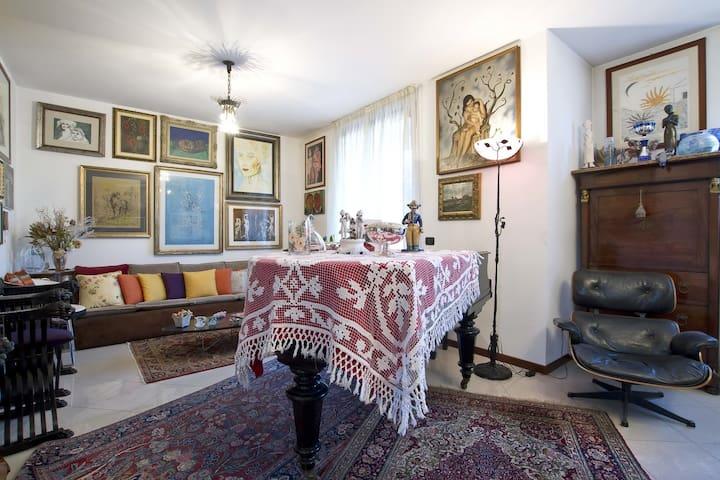 NICE VILLA NEAR MILAN FIERA room 1 - Marcallo  con Casone (MI) - Appartement
