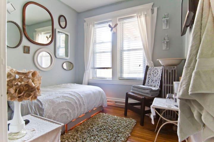 Cozy,PrivateEntrance-Netflix-1mi2DT - Northampton - Appartement