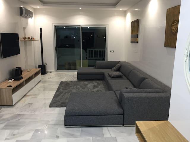 Luxueux appartement  studio a la siesta mohmadia - Mohammédia
