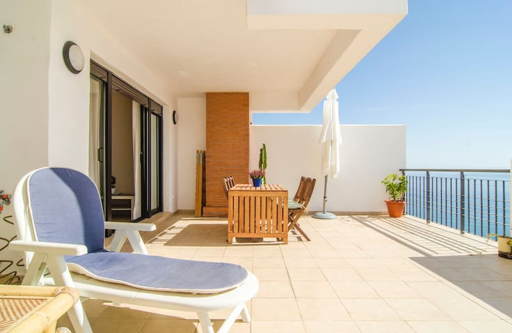 Apartment at Torrox Costa, Málaga - Torrox - Appartement