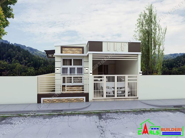 cozy house for travelers - Batangas - Haus