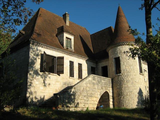 Petit castel,   calme et espace - Beaumont-du-Périgord - Pousada