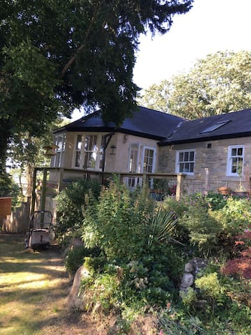 Annexe to beautiful rural rectory - Gretton - Huis