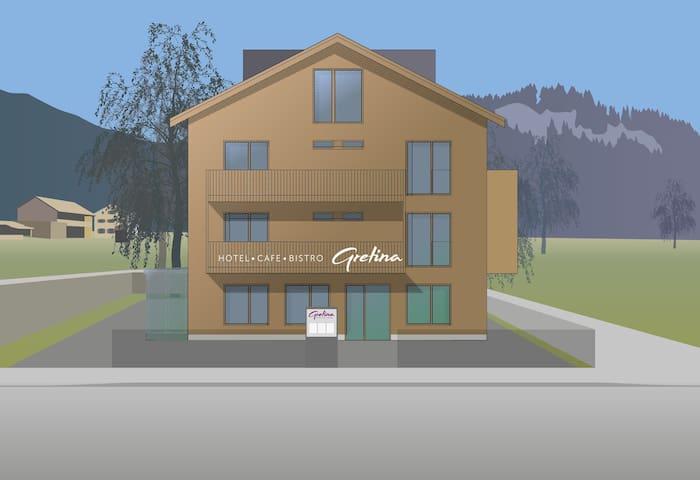 Gretina - traumhaft Urlauben im Bregenzerwald - Bezau - Bed & Breakfast