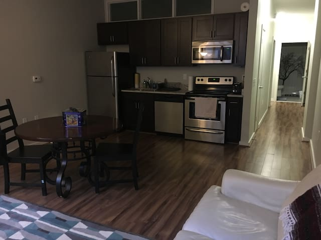 Whole Apartment in Luxury High-rise - Baltimore - Appartement