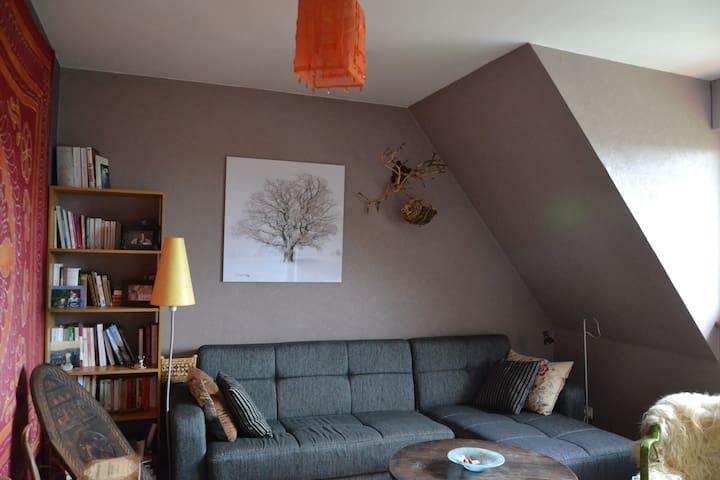 L'observatoire aux oiseaux - Marmoutier - Apartamento